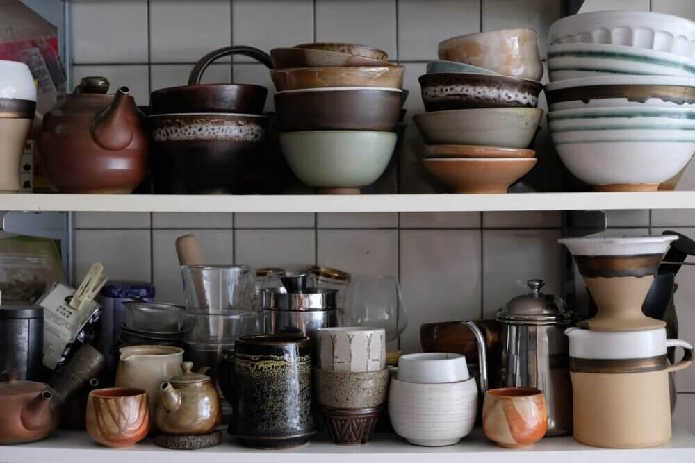 日常使用的陶瓷就是我最喜歡的作品-Dorion Berg